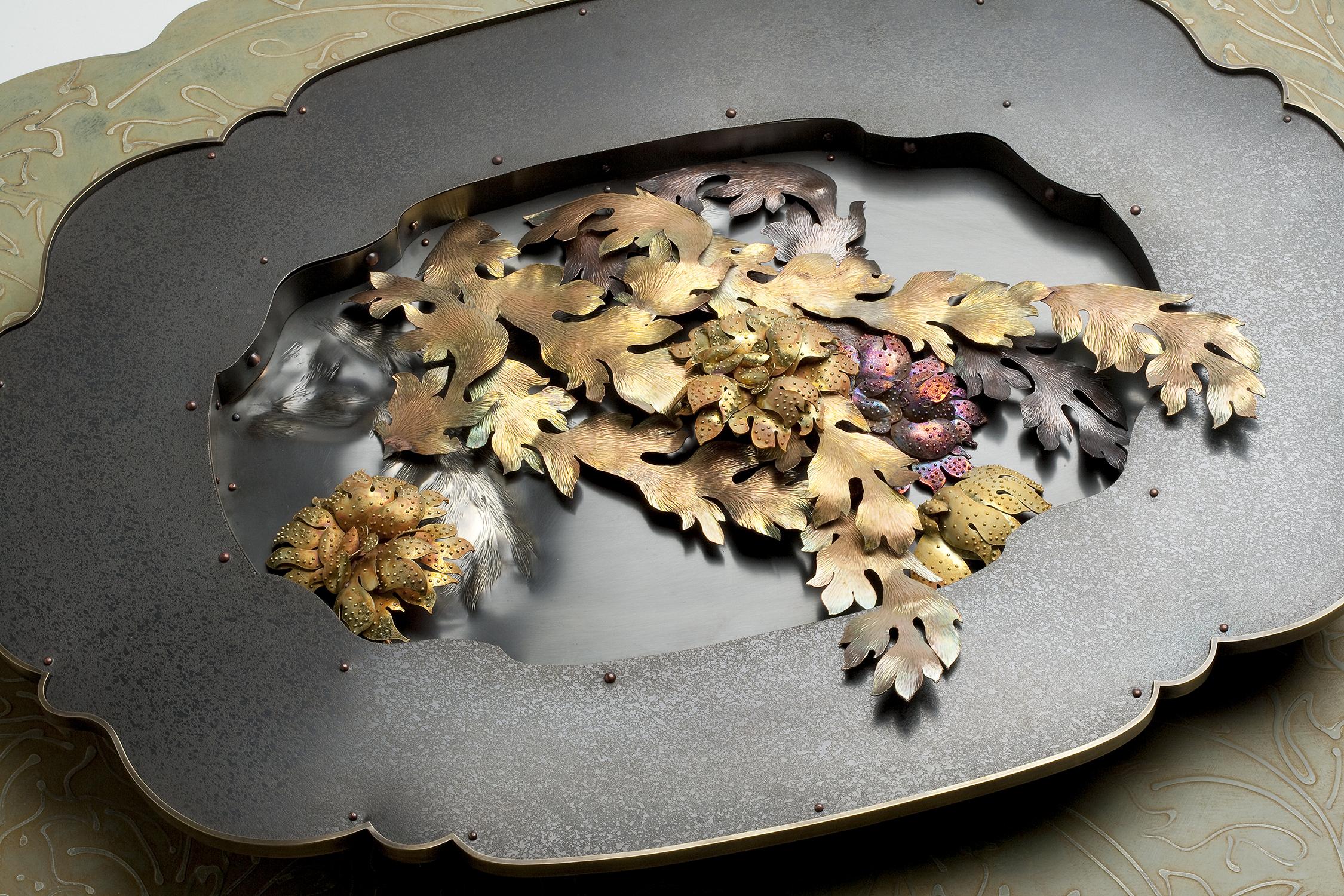 Florid Tray - detail