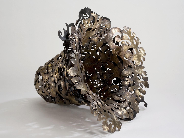 Ornament Study  |  2008  |  brass  |  15 x 15.5 x 11 inches