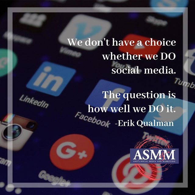 How well are you doing social media?  Can we help you? http://ow.ly/L1Om30lrgIf