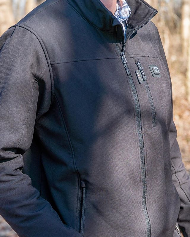 We are proud to show you all what we've been working on! The Hearth Heated Jacket! The jacket has heated pockets which are powered by a USB connection in the chest pocket. The button controls the 3 power levels for customization! Powered by any portable power bank just like the heated pads. These are currently in production and will be available soon. • • • • #hiking #outdoor #mountain #hike #camping #getoutside #wilderness #roadtrip #optoutside #visitidaho #forest #lake #outdoor #mountainlife #trees #landscapes #visitidaho #idaho_insta #trekking #riverviews #landscape_lovers #scenery #backpacking #naturelover #wildernessculture #instanature #mountaineering #nature_seekers #landscape_lover #exploremoretoday