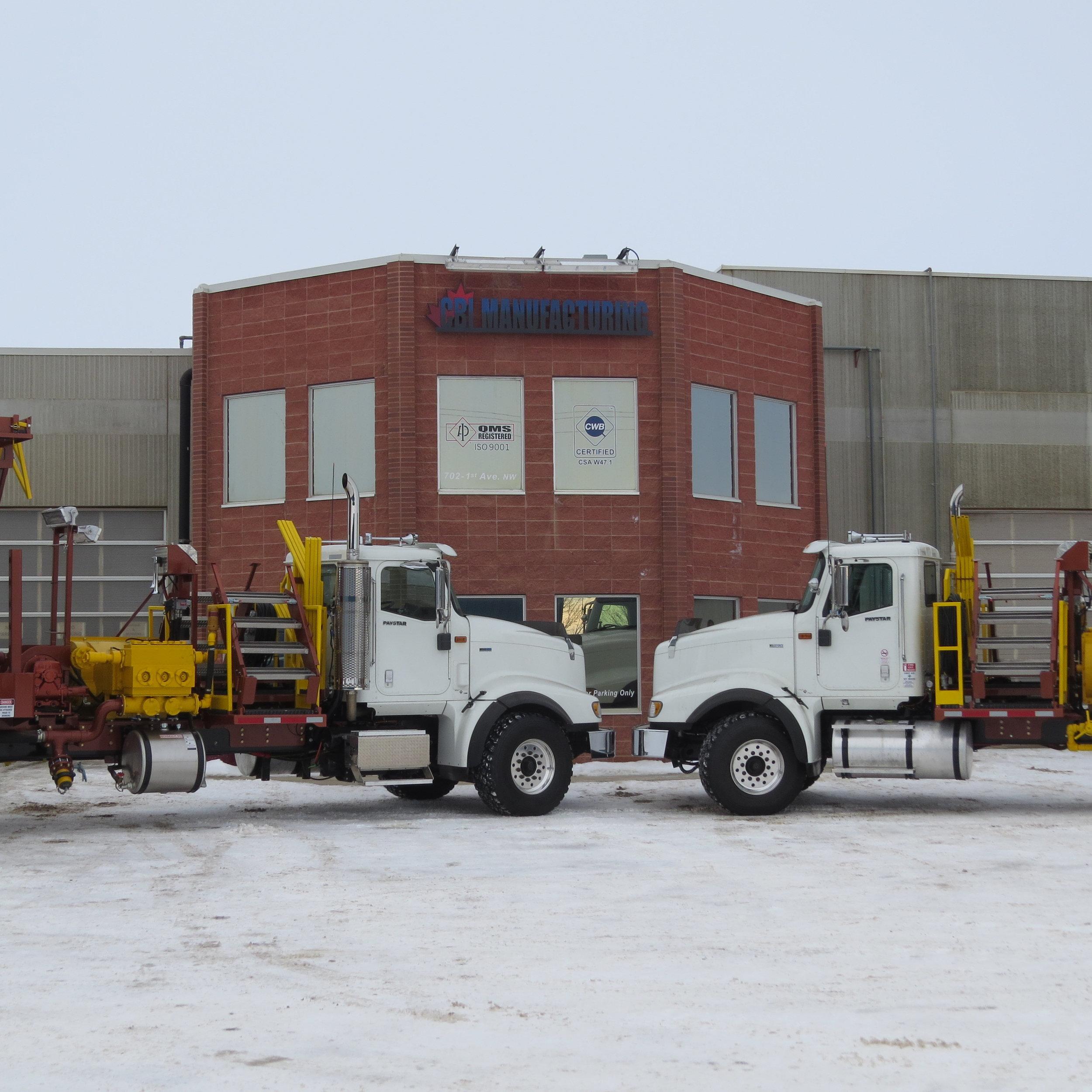 Pump Truck