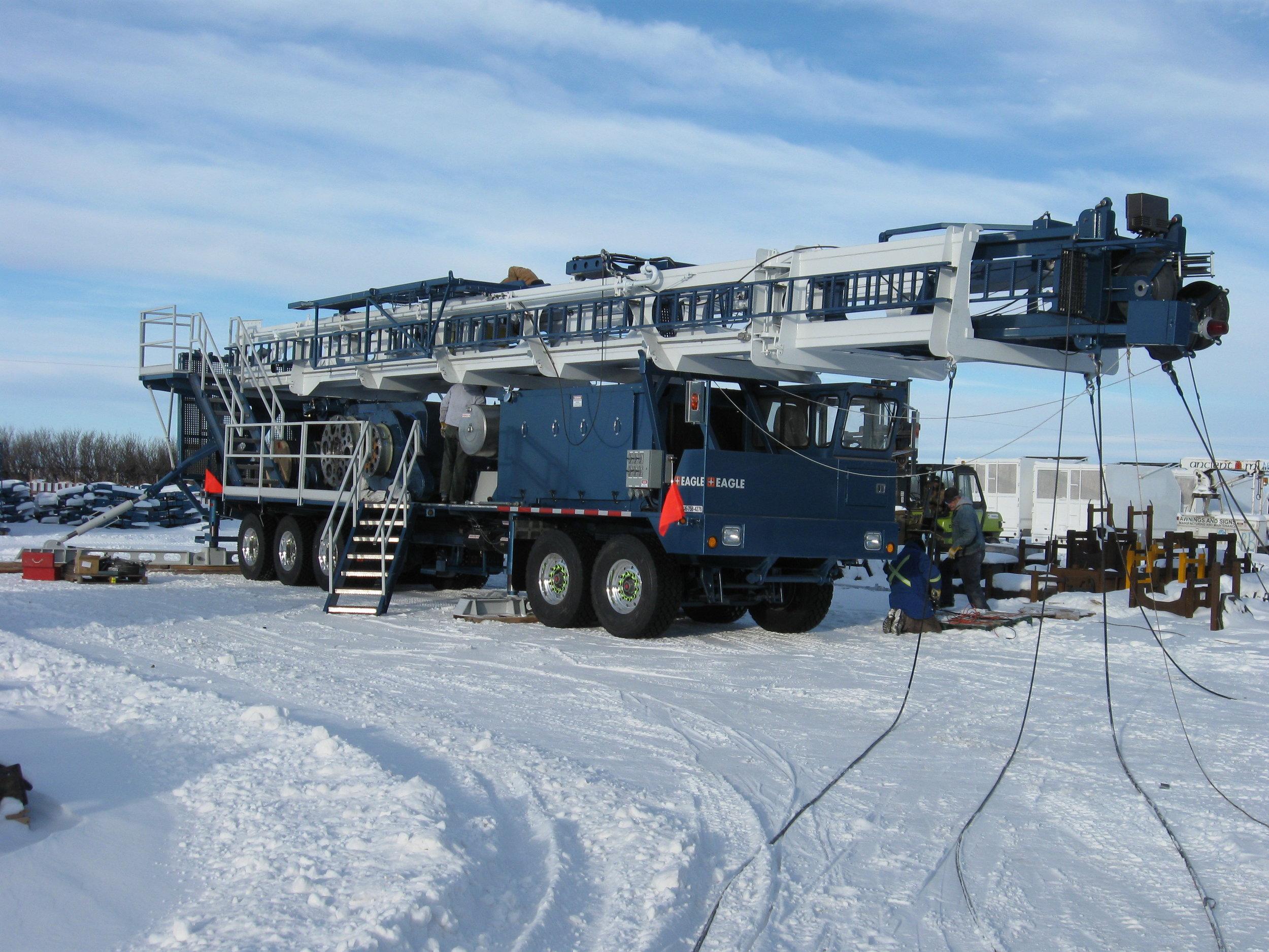 service rig