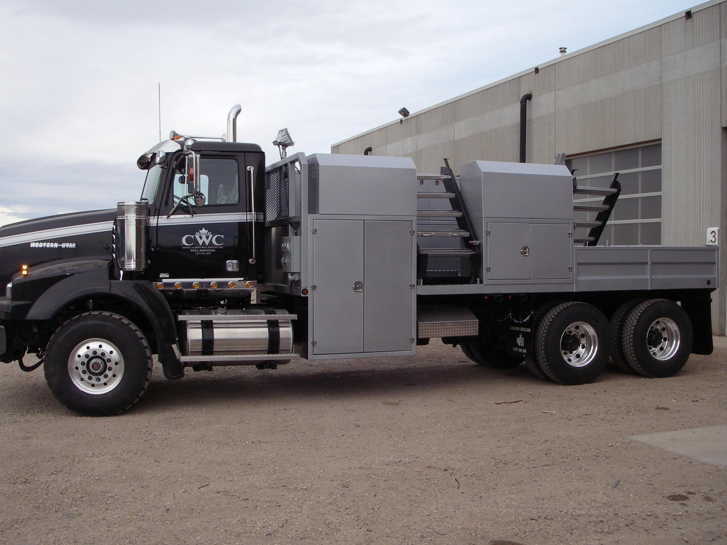 Equipment Truck