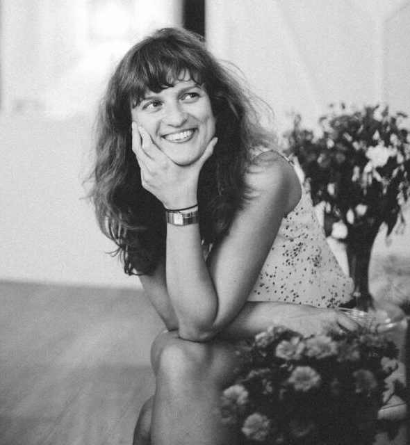 Portrait Dora Molnar