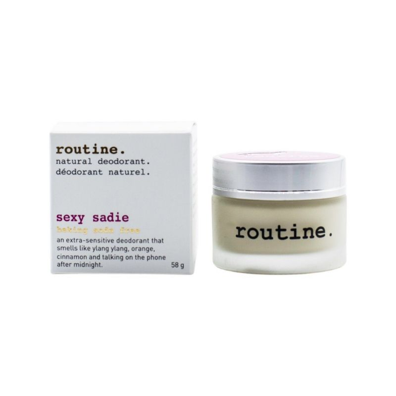 Routine Natural Deodorant - Sexy Sadie
