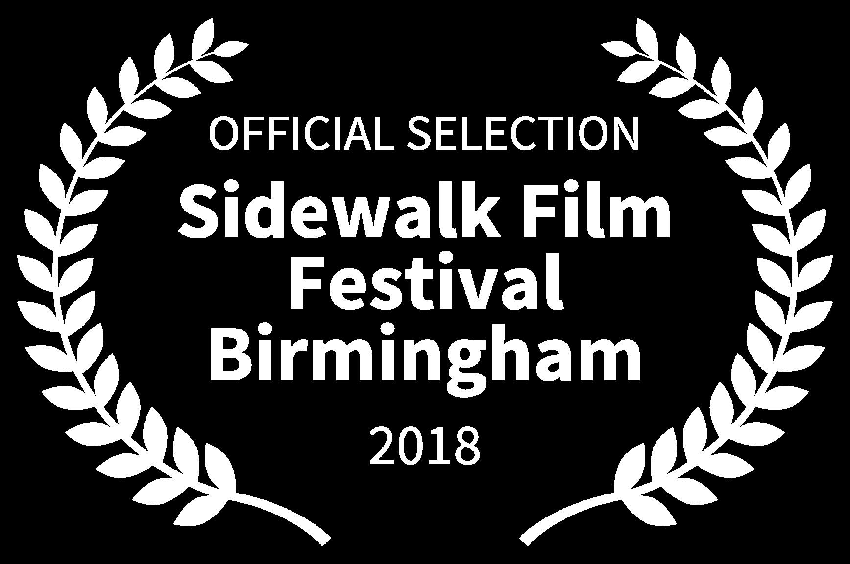 Sidewalk Film Festival - Birmingham, ALAugust 26, 2018