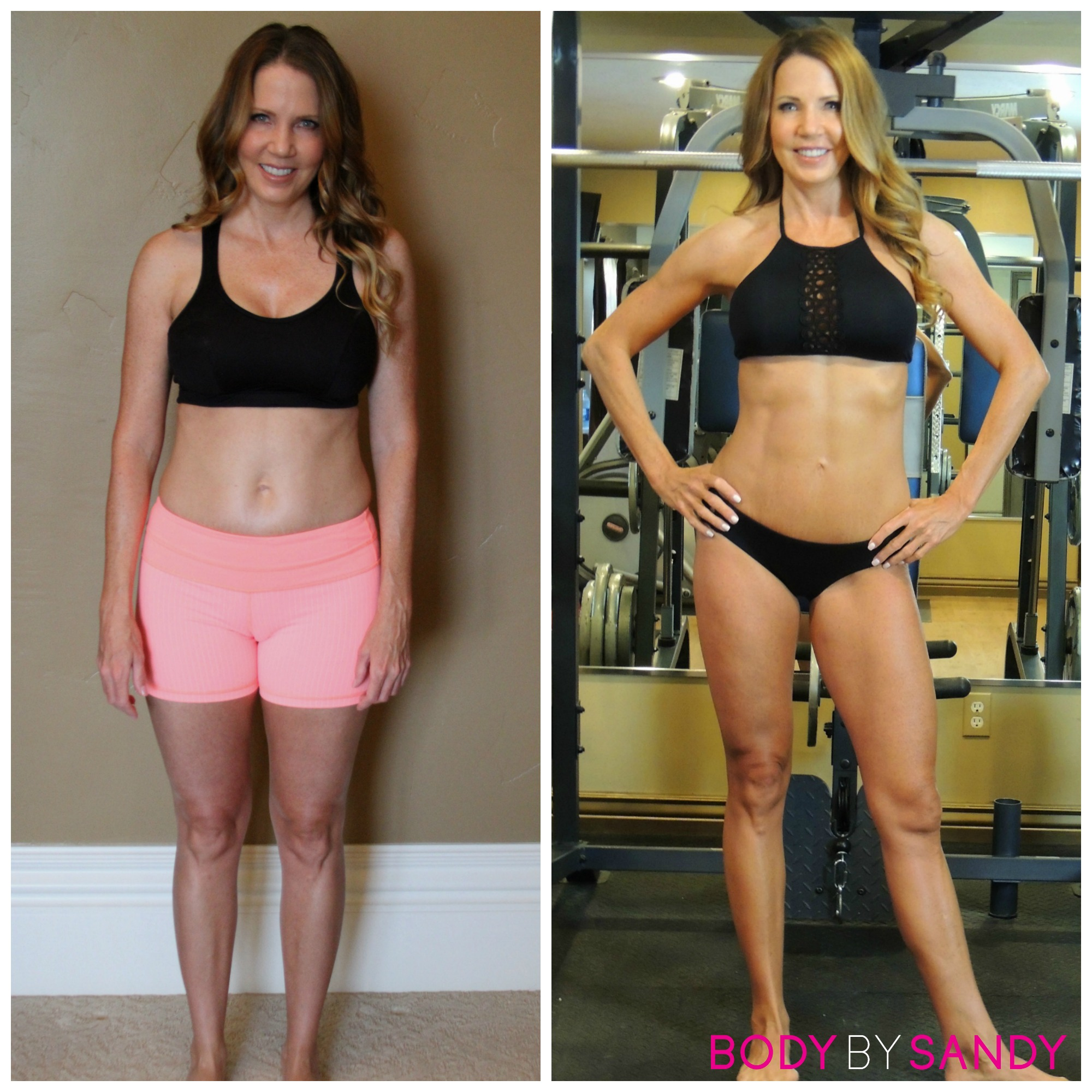 IValynn lost 15.5 inches, 12.3% body fat and gained 8 pounds of muscle mass.