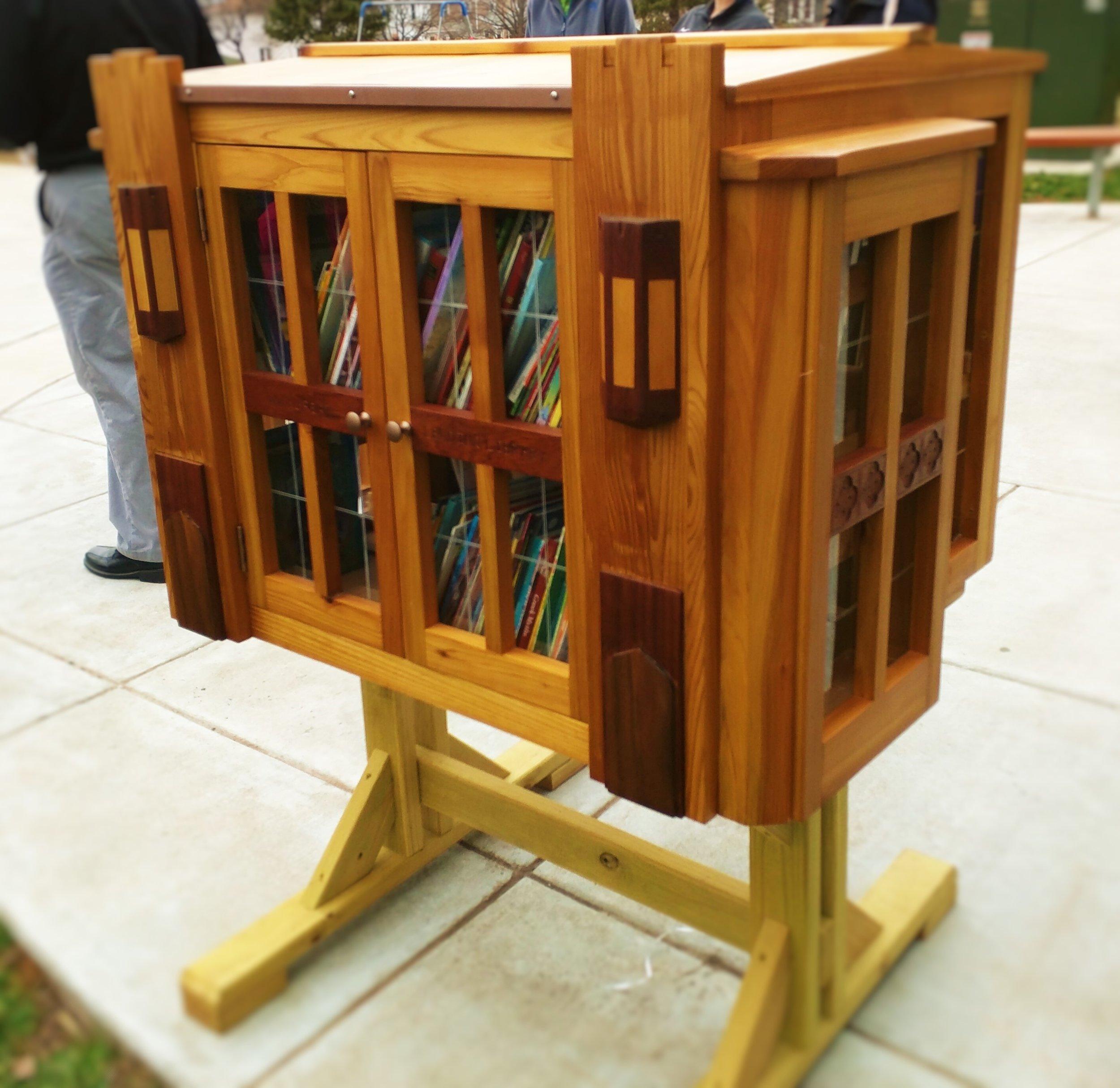 Rupert Elementary Lending Library