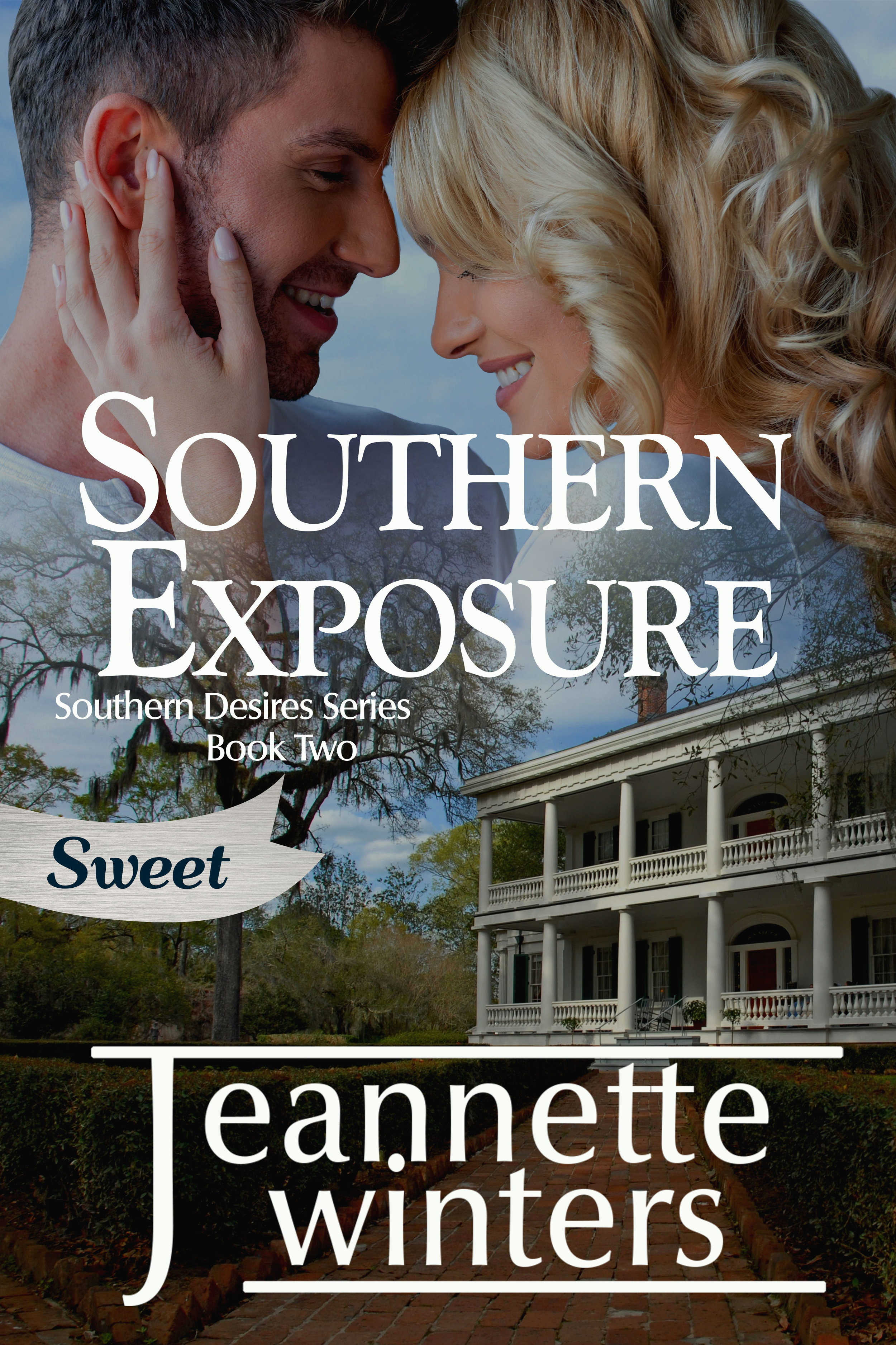 Enjoy this clean and wholesome version of Southern Exposure. Same story without the spice. The Sweet version still contains adult situations and relationships. If you prefer the hotter version be sure to download the original.  Mark Collins dedicates his life to serve and protect in the Navy. He excels at what he does but at the cost of being emotionally detached.  Hannah Entwistle left her small hometown to follow her dreams. Just when they are within reach, she had to return to care for her father.  Torn between honoring a promise to restore the family homestead and wanting to follow her heart, Hannah finds herself in a place she never wanted to be: lost and alone in Savannah.  Mark wasn't expecting complications when he chose this job on the side, but her southern charm storms his defenses. When her life is threatened, will duty trump love?
