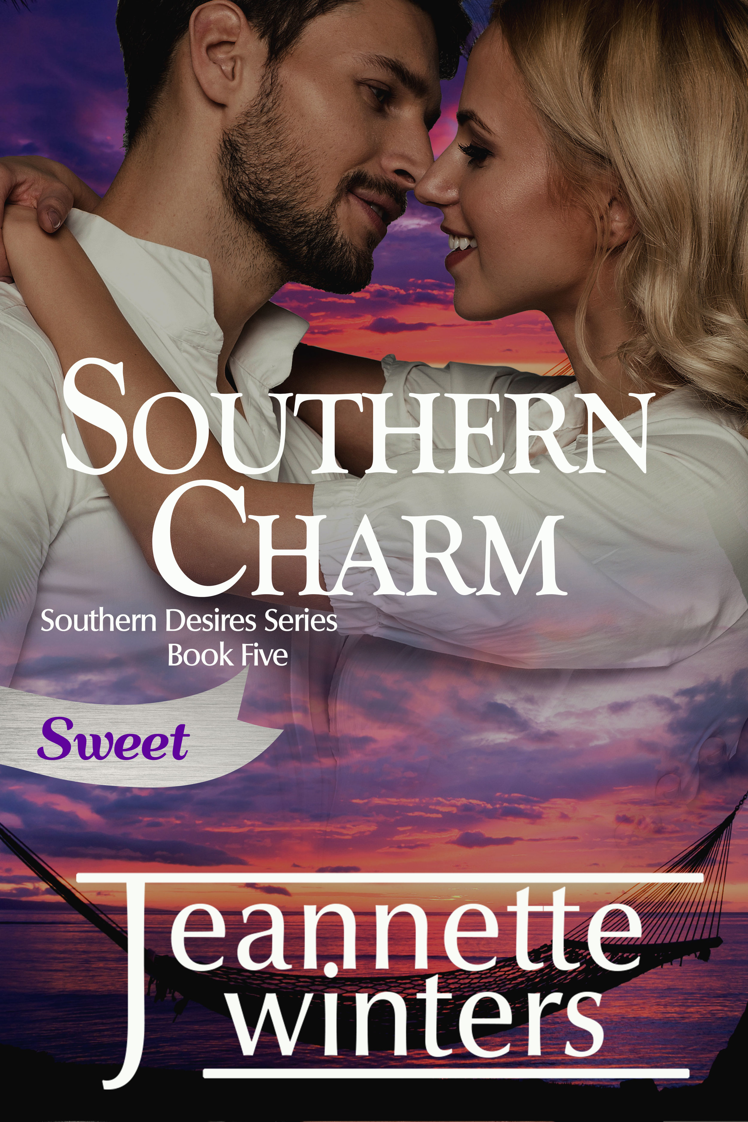 Enjoy this clean and wholesome version of Southern Charm. Same story without the spice. The Sweet version still contains adult situations and relationships. If you prefer the hotter version be sure to download the original.  Wyatt McVeigh had left the Army for one reason, to make a difference on a more personal level. No matter who it hurt, he dedicated himself to uncovering the truth and bringing the lies into the light.  Mirranda Graham had spent the last six years lying about who she was and what she did. She'd let nothing stand in the way of bringing those responsible for her sister's death to justice.  Wyatt is determined to uncover her secret. Mirranda knows if her secret is revealed it could endanger the lives of many innocent people.  In Wyatt's pursuit for the truth he finds Mirranda's life is on the line. Will he create lies of his own to protect her? Can Mirranda win Wyatt's heart with her southern charm or will the price of her past cost them their future?