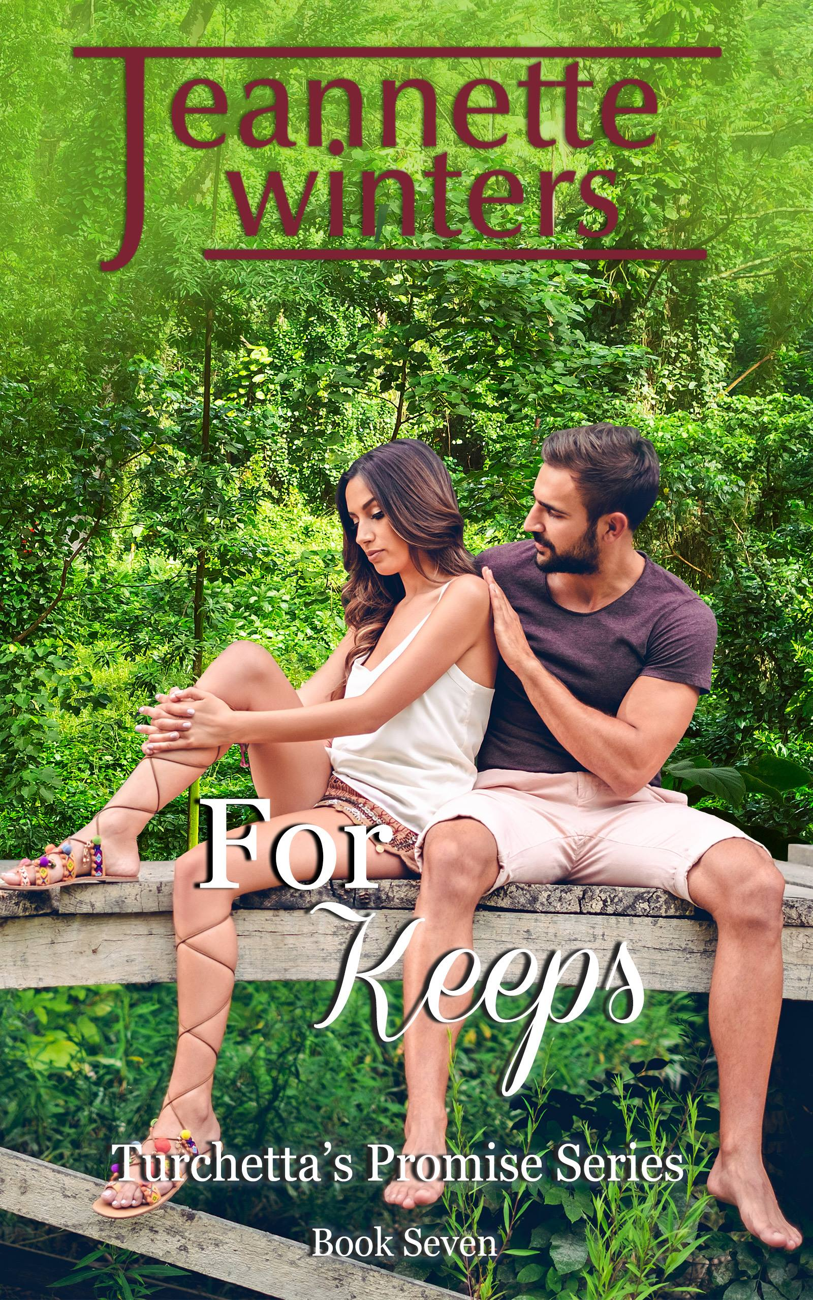 Lisa had spent years haunted by nightmares that she couldn't remember. As long as she remained secluded on the island, she felt safe, and that's all that matter to her.  Jett was between assignments. He needed one thing right now and that was time alone. His uncle calls in a favor and Jett's vacation comes to a halt.  When their paths cross, there's more than chemistry in the air. He finds her mysterious, and his specialty is uncovering secrets. But nothing seems as it appears and soon he finds himself caught in the middle of the lie.  He's never backed down from a challenge before. Pushing for the truth might be the right thing to do, but will the price be her life? There are some things that should remain buried. Is his love for her one of them or will it be what saves them both?