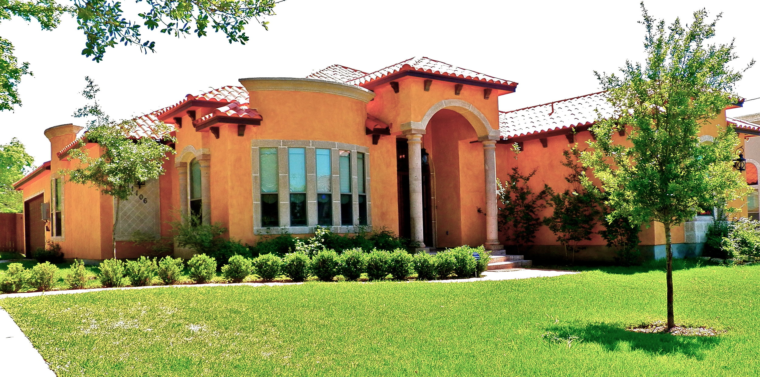 Spanish Homes Inc San Antonio Custom Home Builders