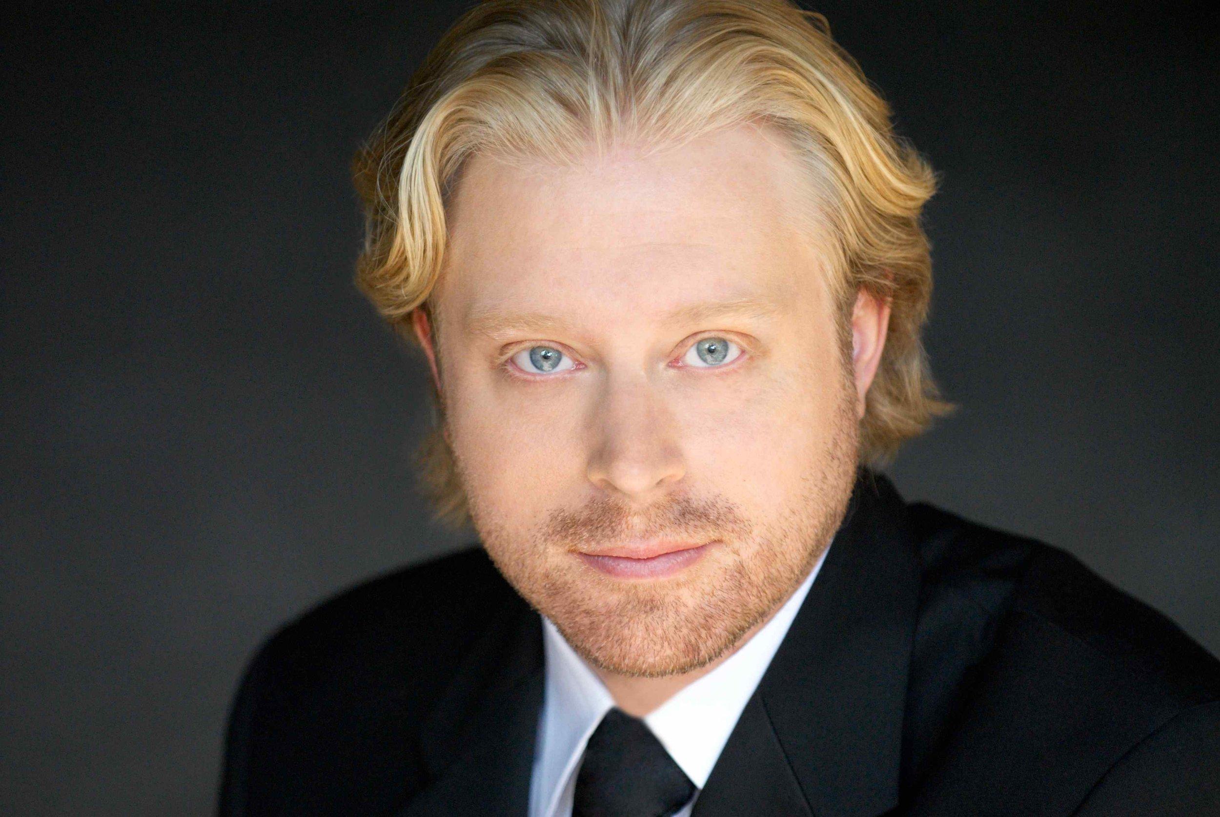 Scott Parkman, conductor
