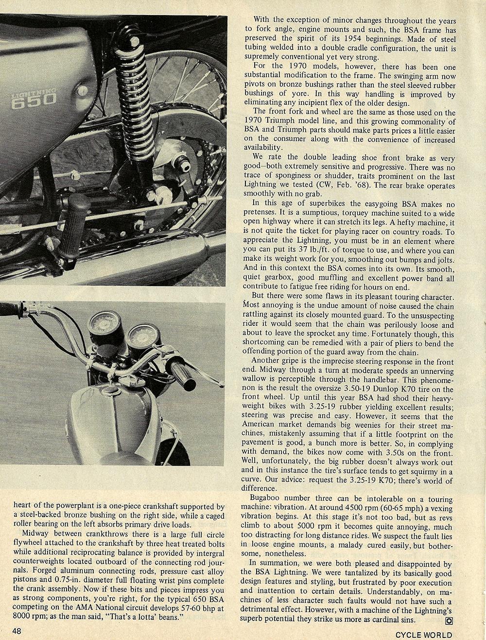 1970 BSA 650 Lightning road test 04.jpg