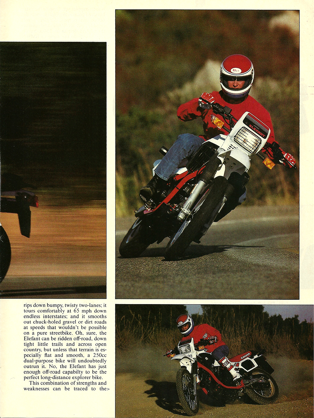 1985 Cagiva 650 Elefant road test 02.jpg