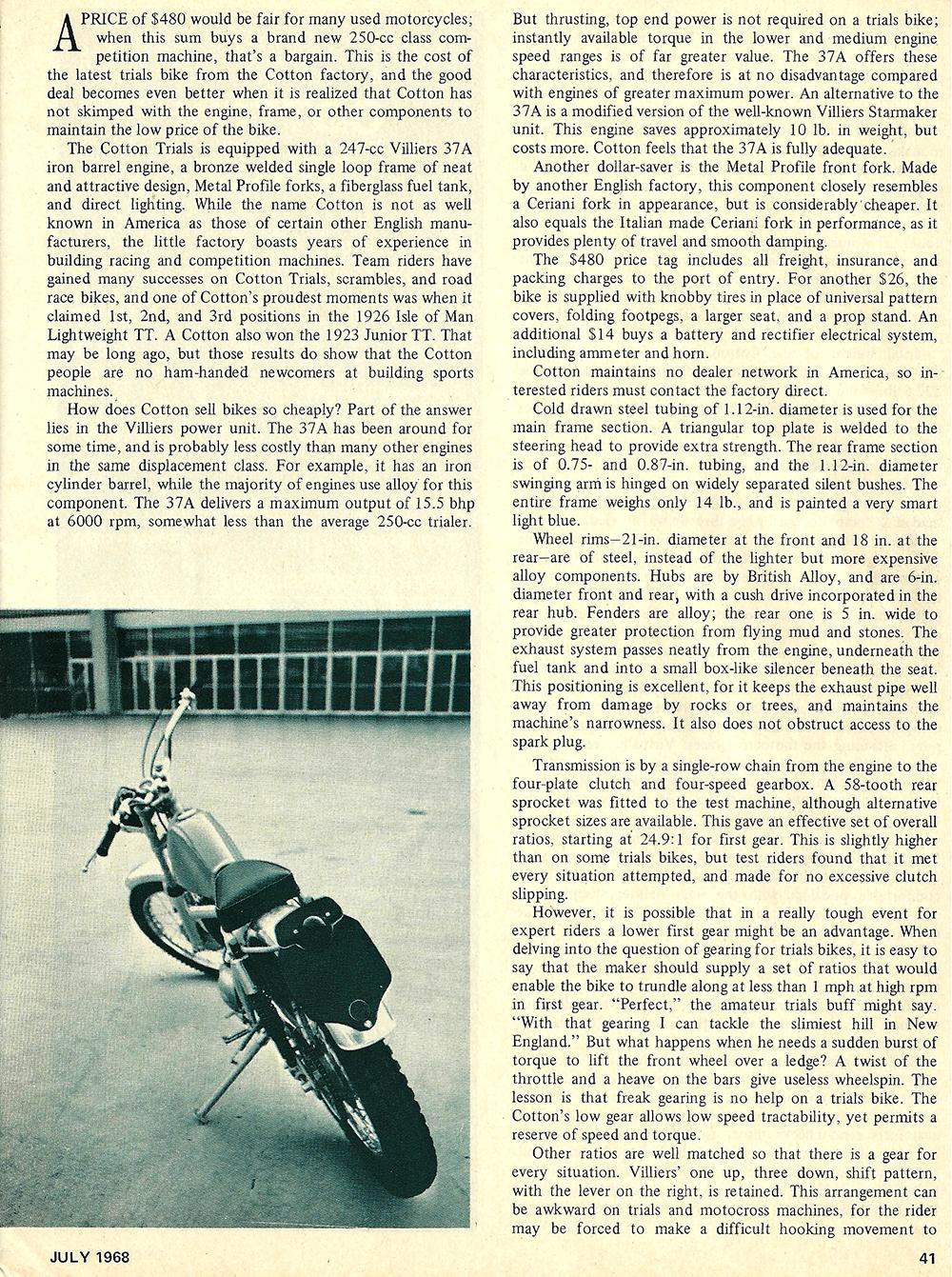 1968 Cotton Trials road test 02.jpg