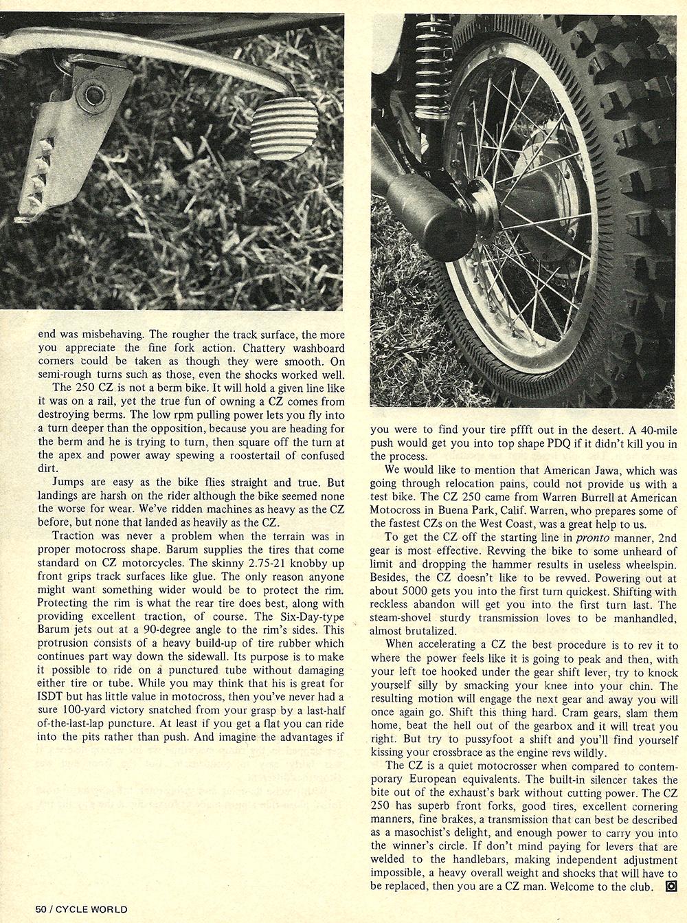 1974 CZ 250 road test 4.jpg