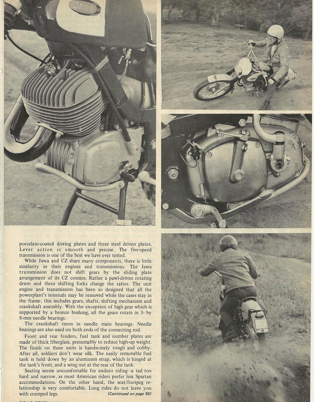 1969 Jawa 402cc Gelandesport road test 2.jpg
