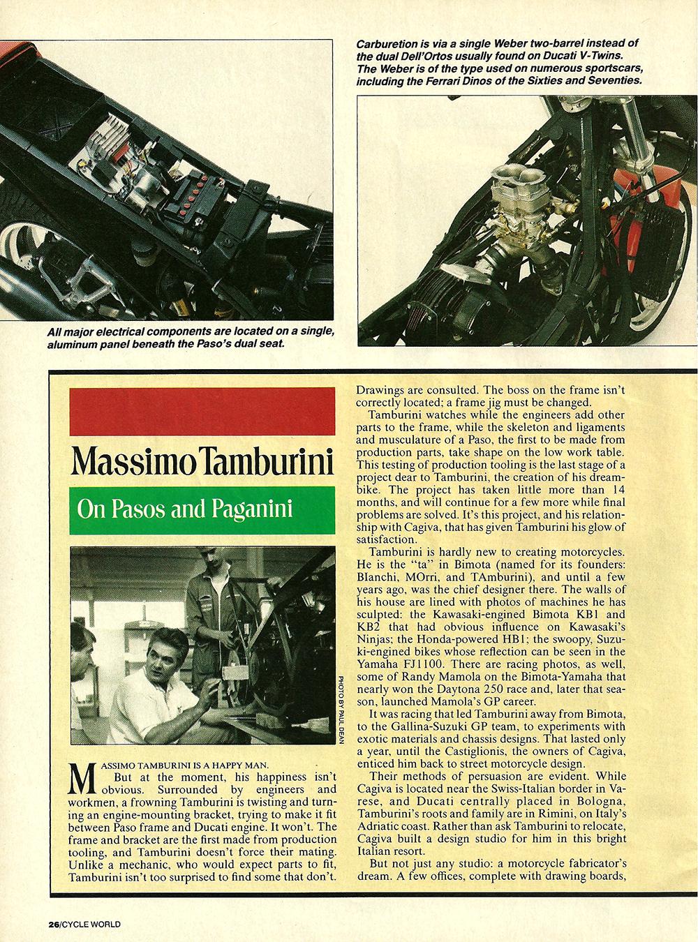 1986 Cagiva-Ducati 750 Paso road test 05.jpg