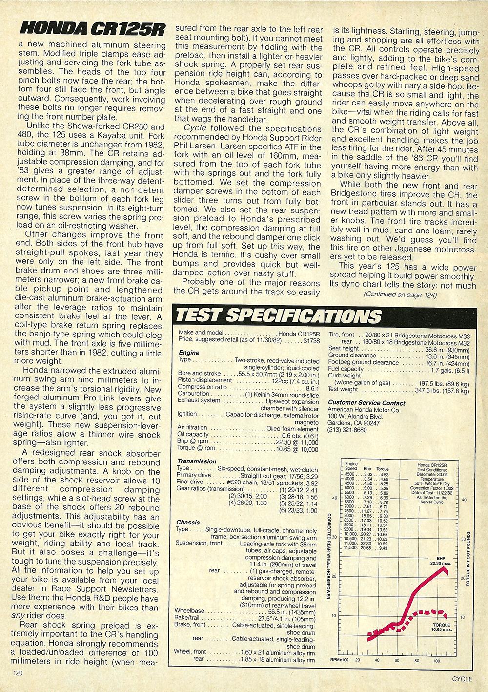 1983 Honda CR125R road test 7.jpg