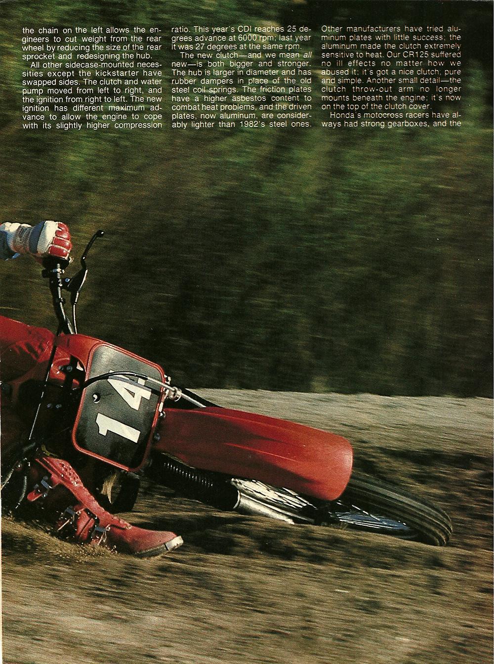 1983 Honda CR125R road test 4.jpg