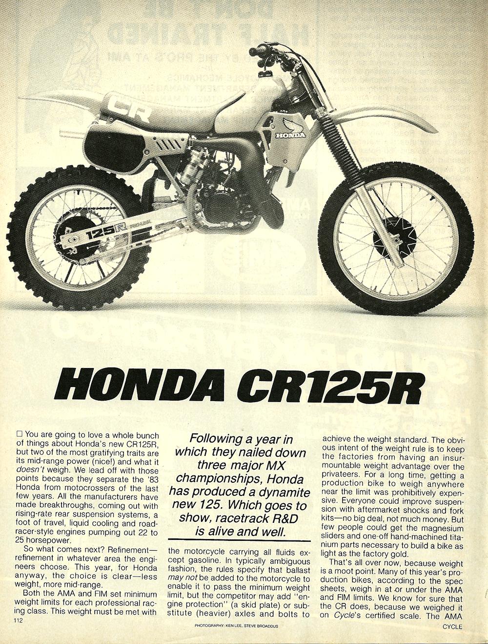 1983 Honda CR125R road test 1.jpg