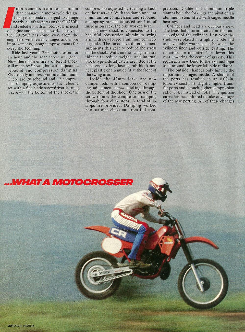 1983 Honda CR250R road test 01.jpg