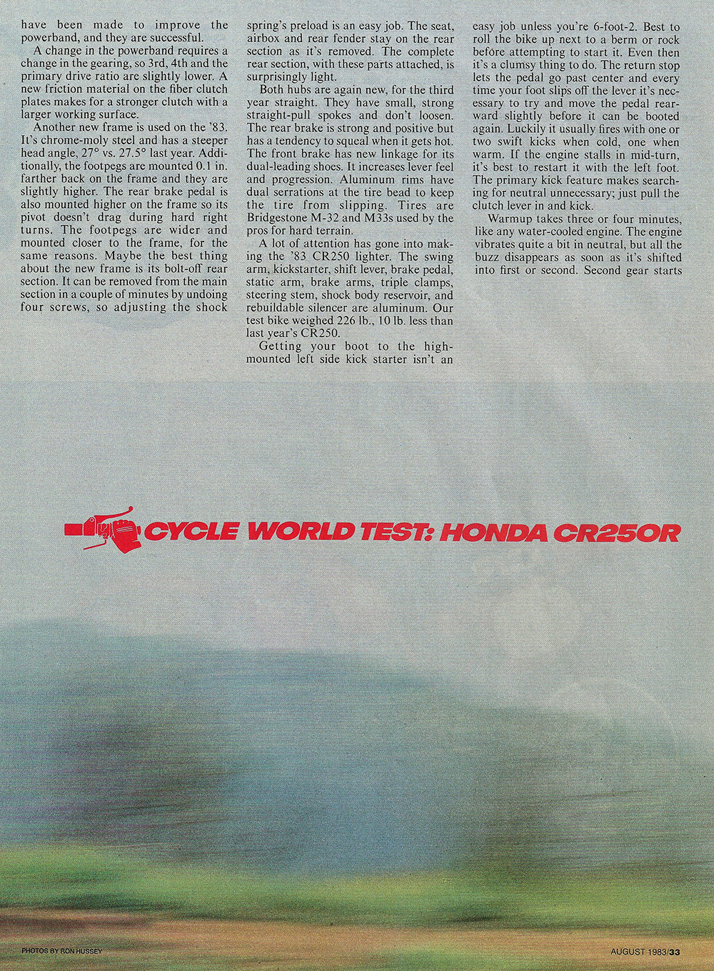 1983 Honda CR250R road test 02.jpg