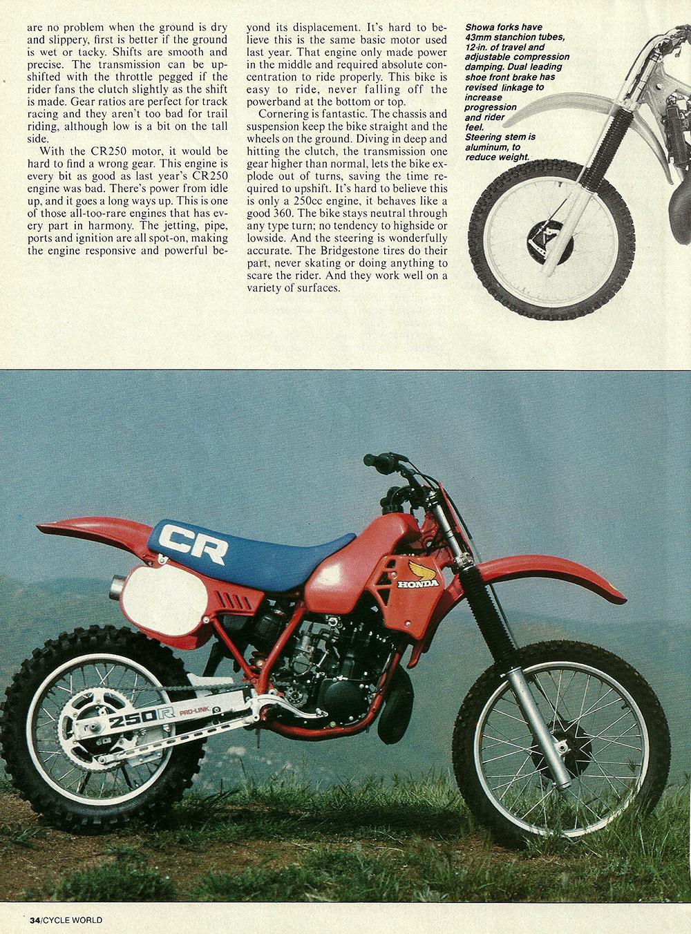 1983 Honda CR250R road test 03.jpg