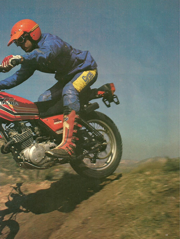1978 Honda XL250S road test 02.jpg