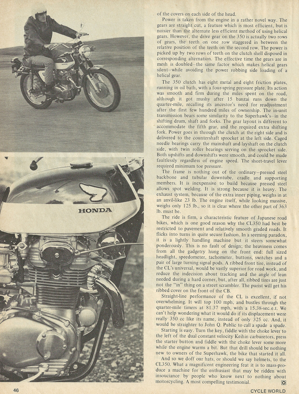 1969 Honda CL350 Scrambler road test 4.jpg