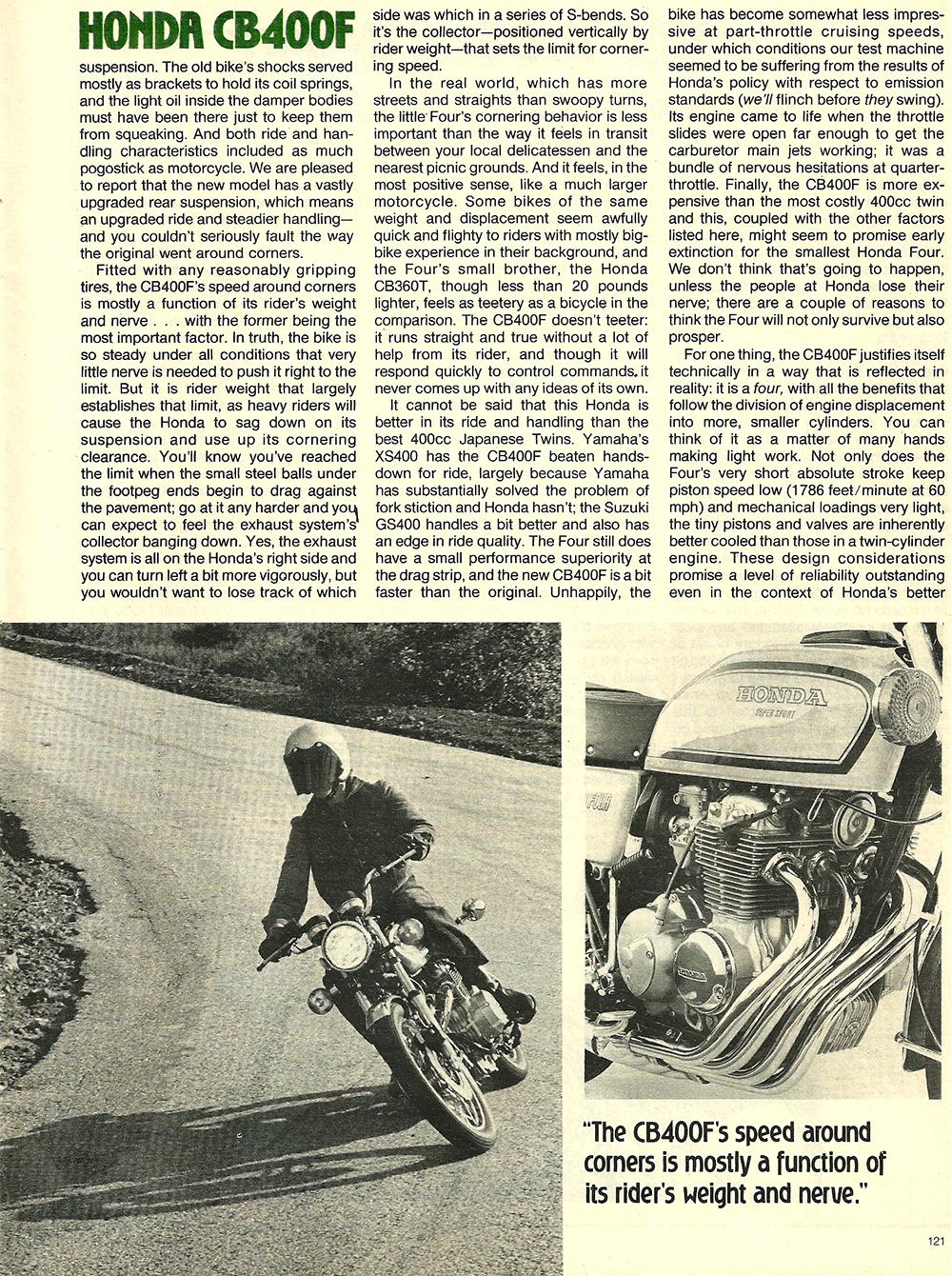1977 Honda CB400F road test 05.jpg