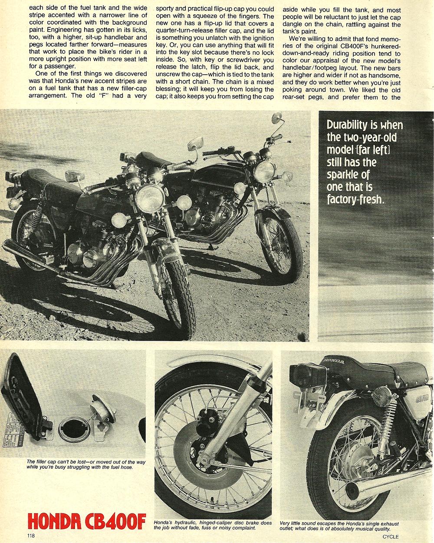 1977 Honda CB400F road test 02.jpg