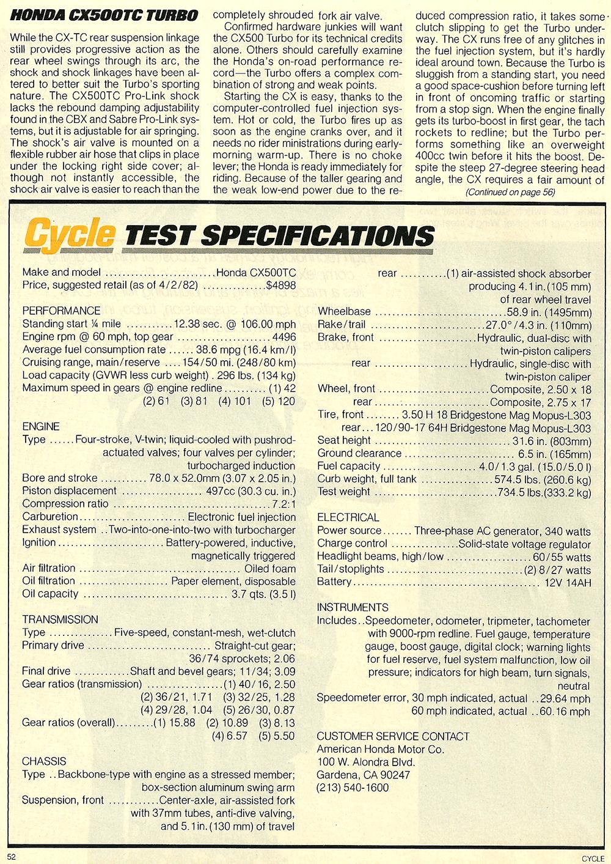 1982 Honda CX500TC Turbo road test 07.jpg