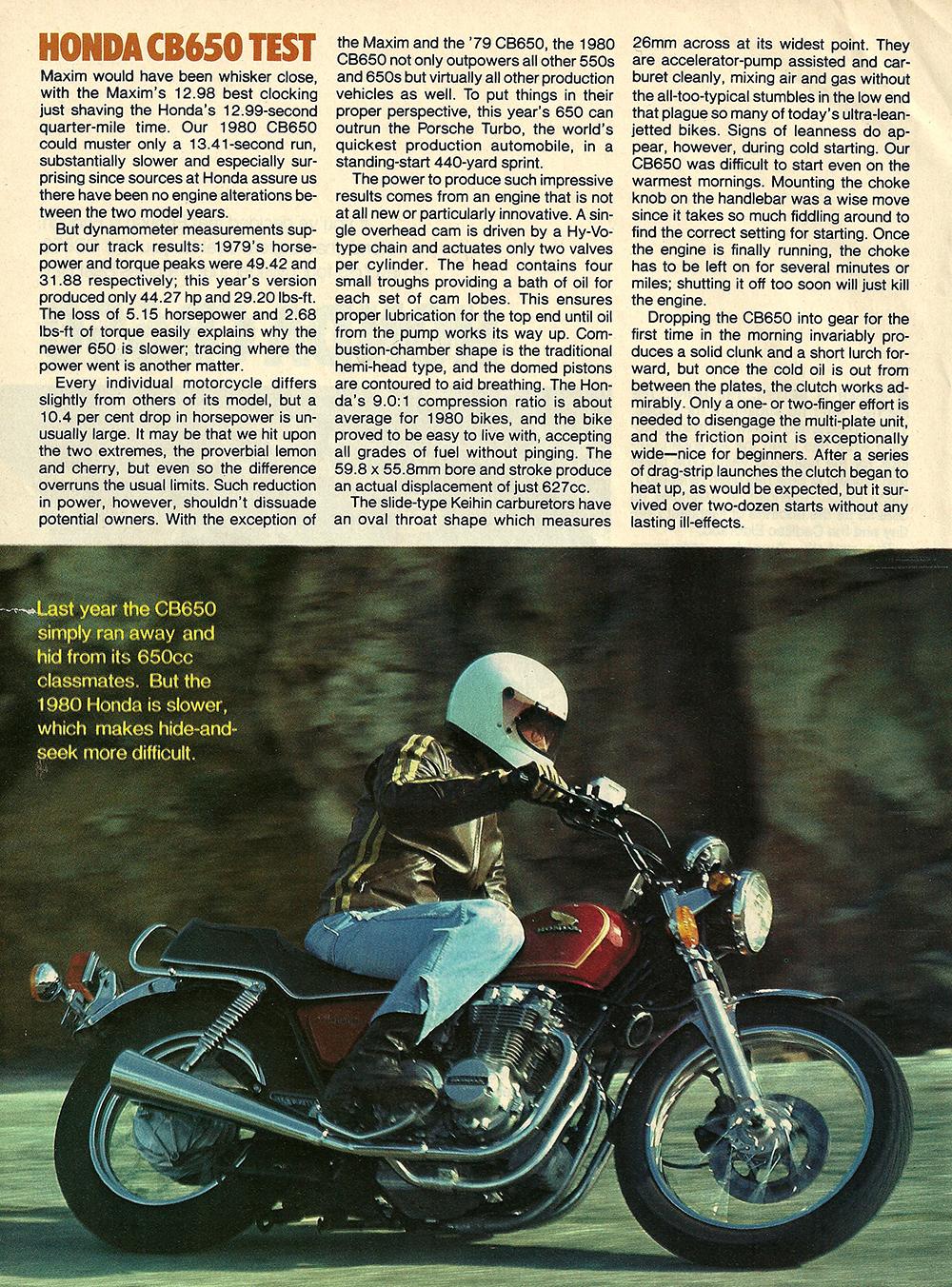 1980 Honda CB650 road test 03.jpg