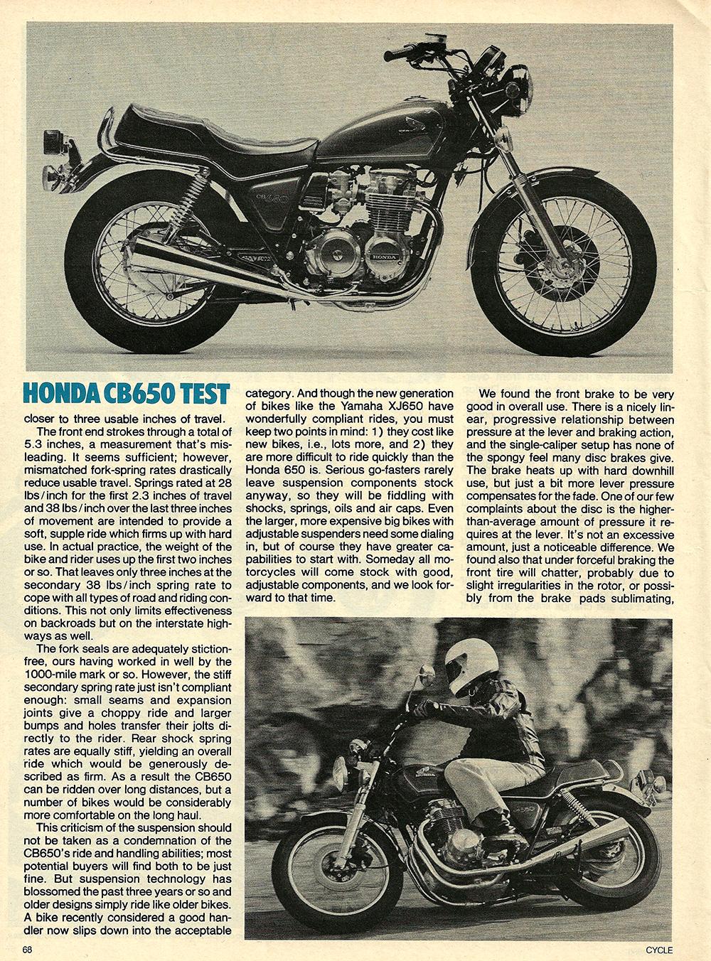 1980 Honda CB650 road test 05.jpg