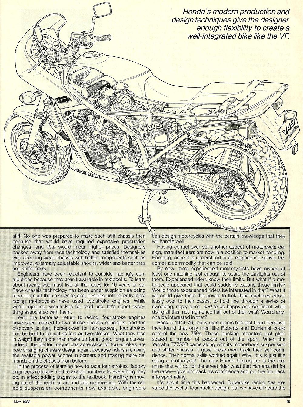 1983 Honda V45 Interceptor road test 09.jpg