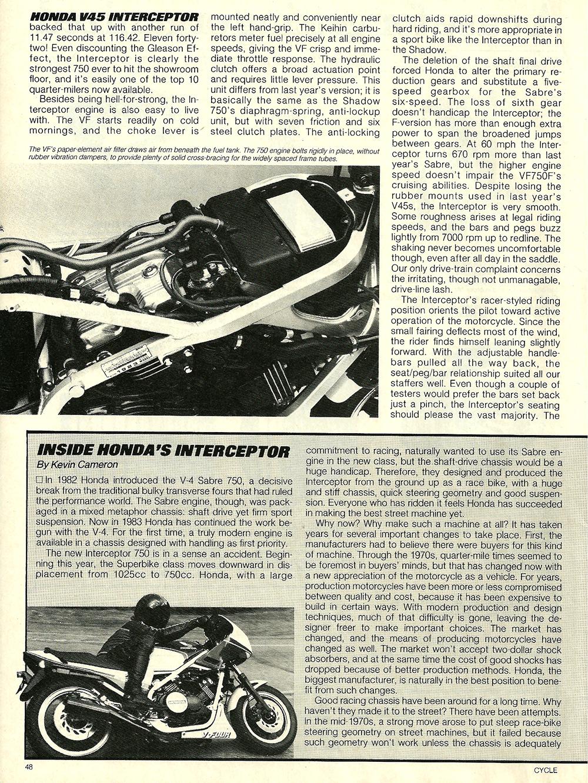 1983 Honda V45 Interceptor road test 08.jpg