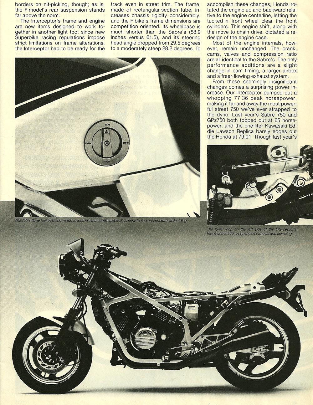 1983 Honda V45 Interceptor road test 06.jpg