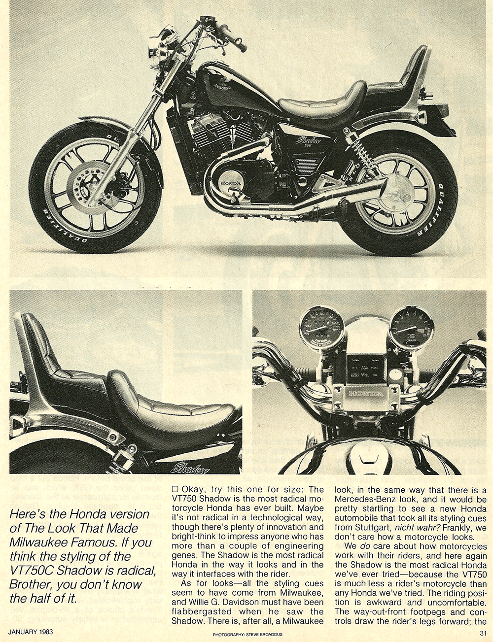 1983 Honda VT750C Shadow road test 2.jpg