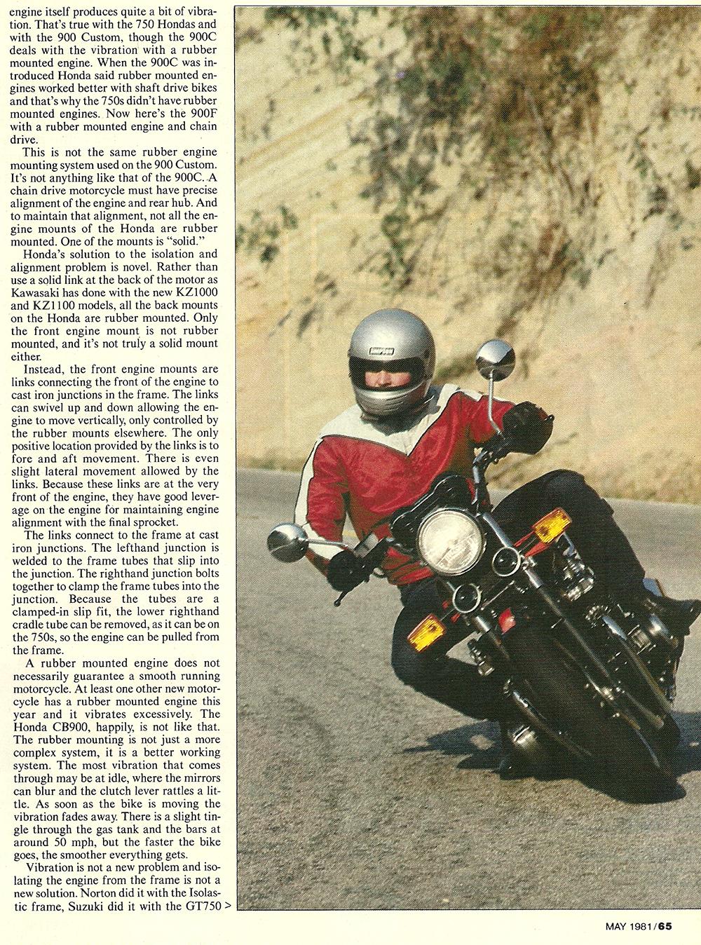 1981 CB900F Super Sport road test 3.jpg