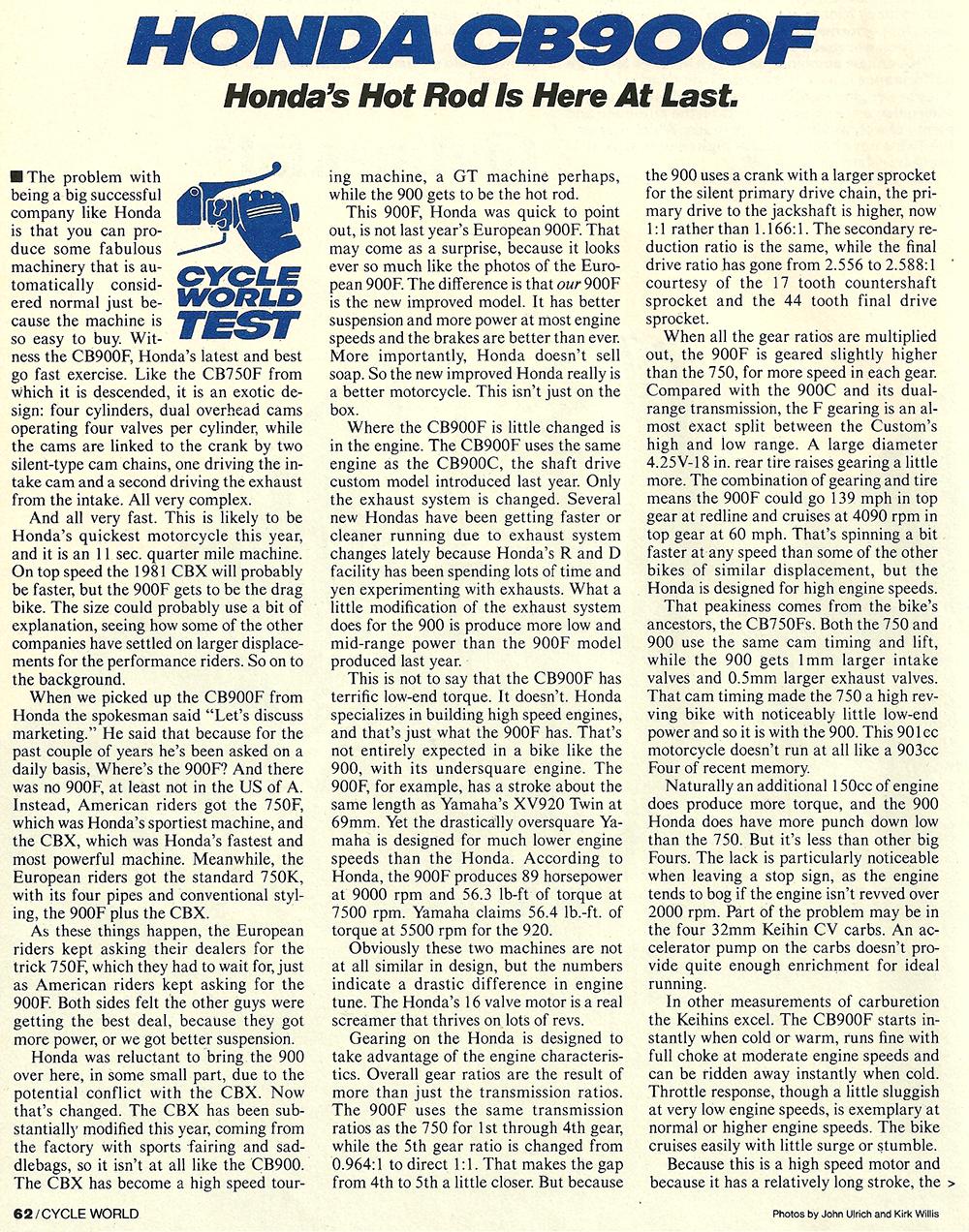 1981 CB900F Super Sport road test 1.jpg