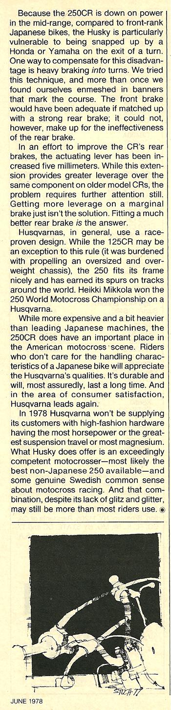 1978 Husqvarna 250 CR road test 7.jpg