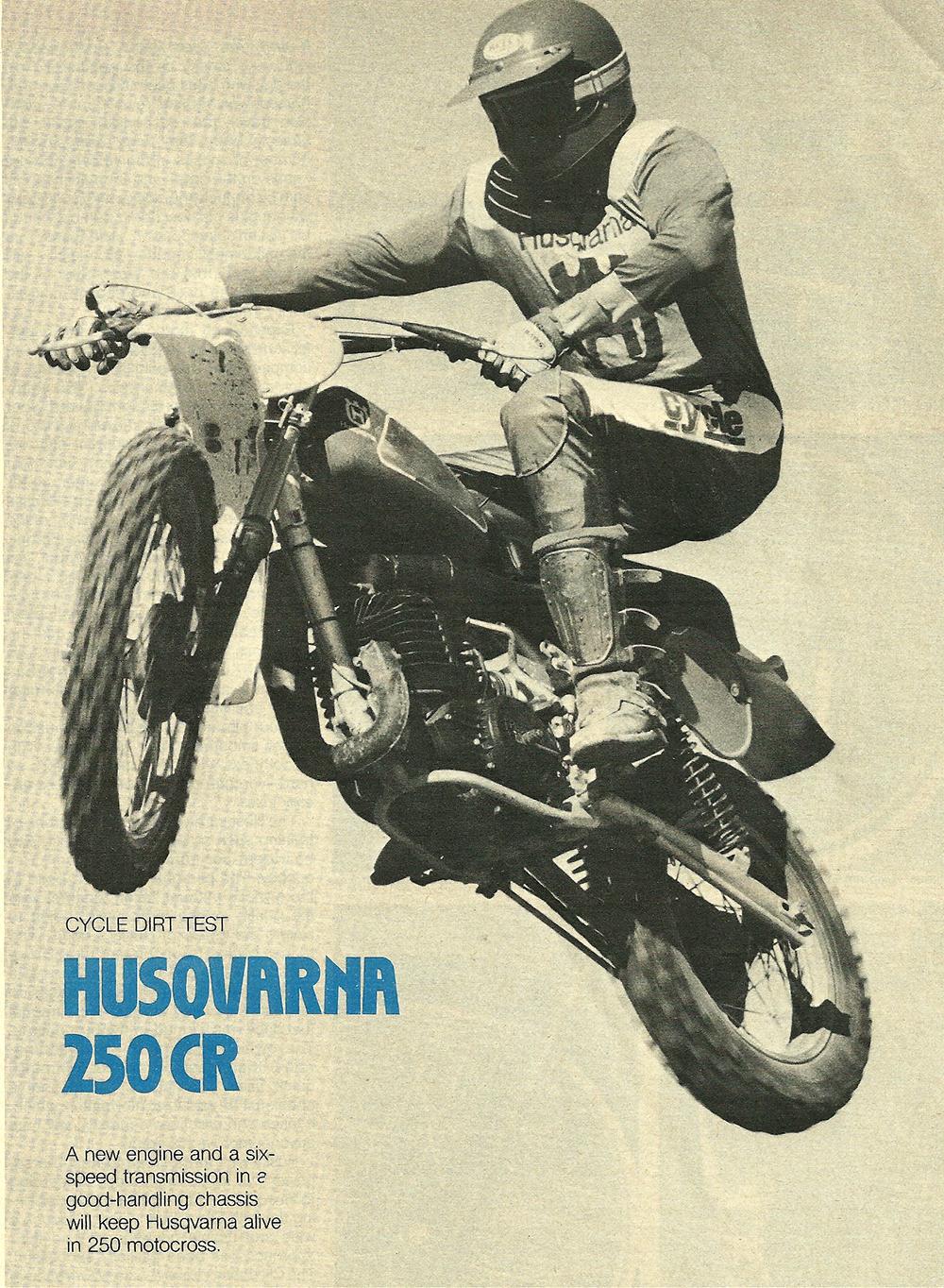 1978 Husqvarna 250 CR road test 1.jpg