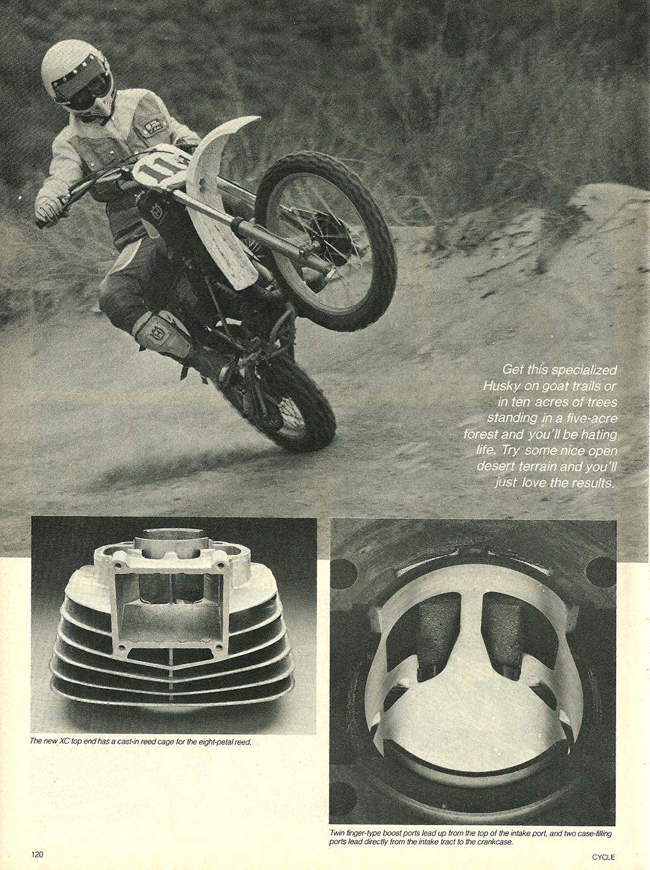 1982 Husqvarna 250 XC road test 4.jpg