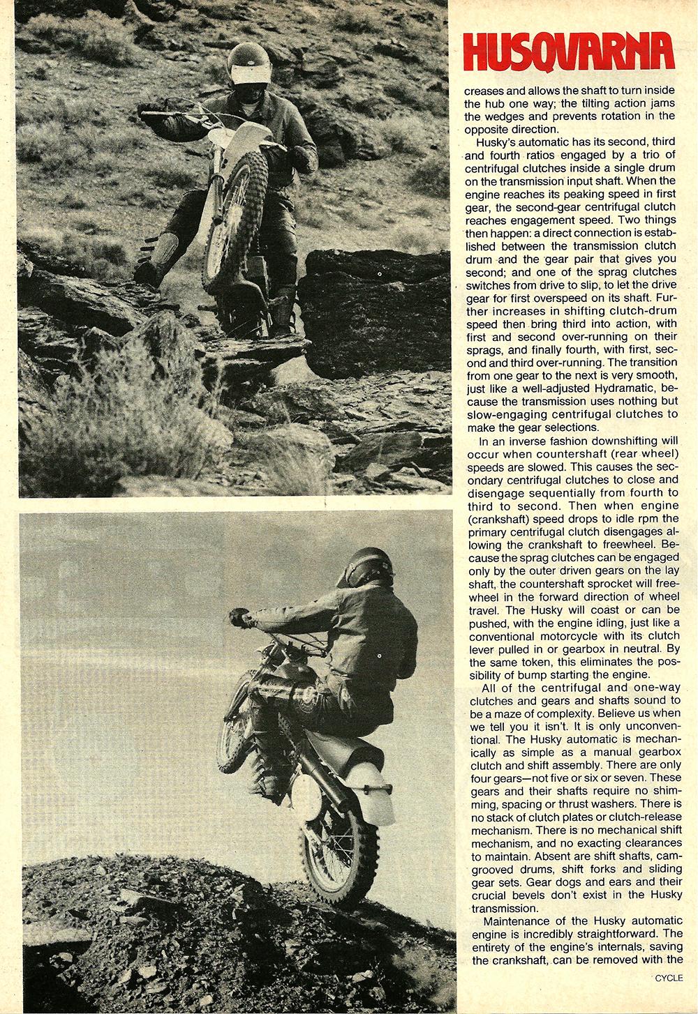 1977 Husqvarna Automatic 360 road test 5.jpg