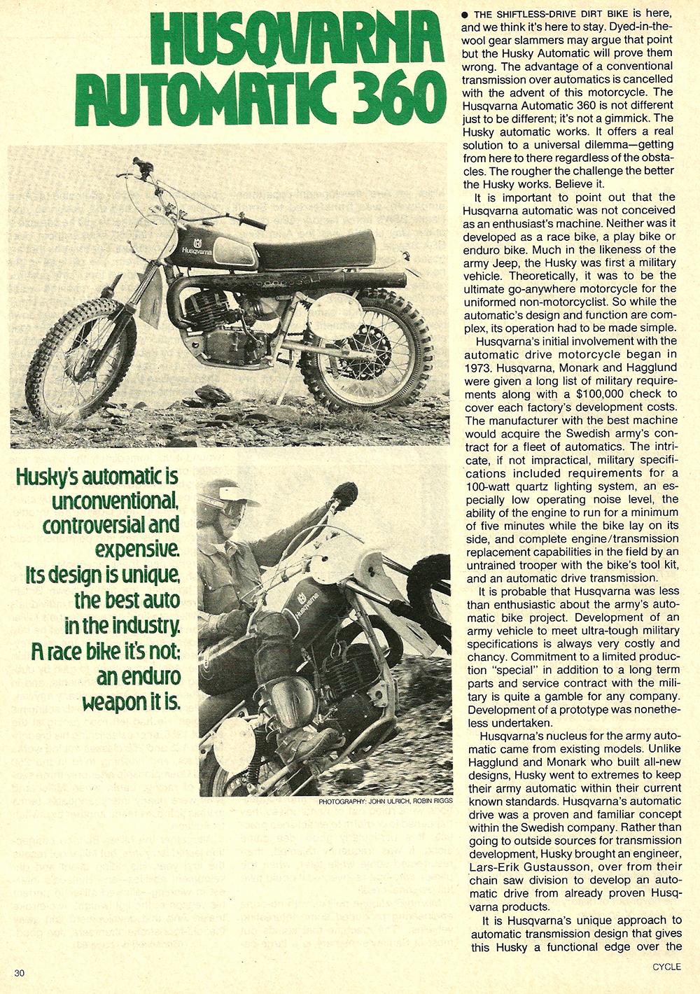 1977 Husqvarna Automatic 360 road test 1.jpg