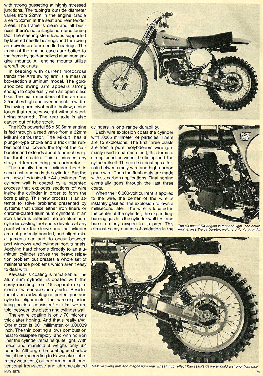 1978 Kawasaki KX125 A4 road test 04.jpg