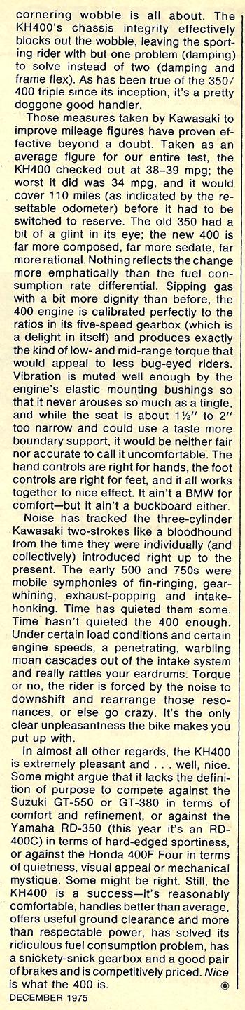 1976 Kawasaki KH400 road test 6.jpg