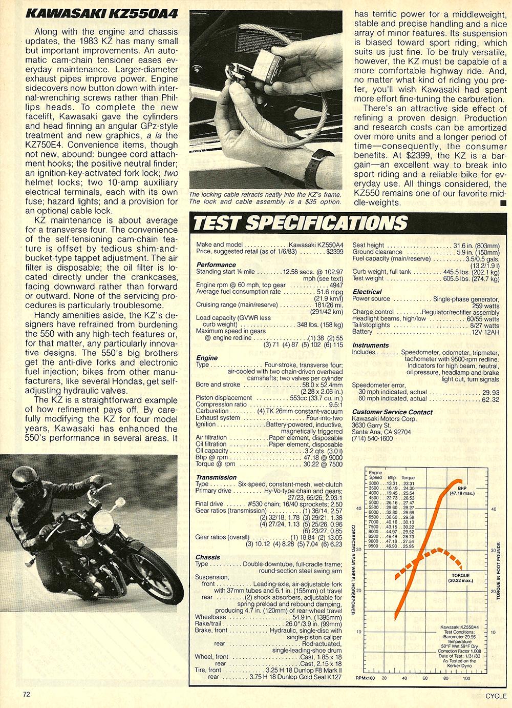 1983 Kawasaki KZ550 A4 road test 8.jpg